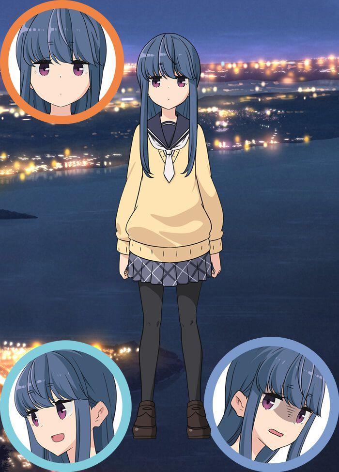 Yurucamp-Season-2-Character-Designs-Rin-Shima