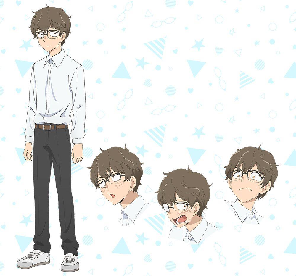 Ijiranaide,-Nagatoro-san-Anime-Character-Designs-Naoto-Hachiouji