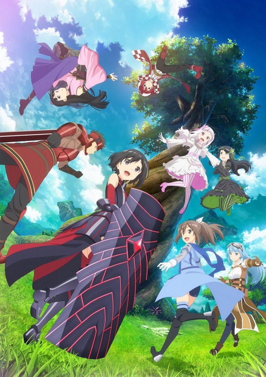 Itai-no-wa-Iya-nano-de-Bougyoryoku-ni-Kyokufuri-Shitai-to-Omoimasu.-Anime-Visual