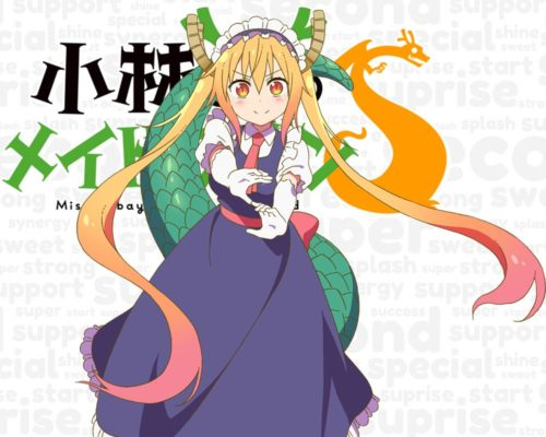 Kobayashi-san-Chi-no-Maid-Dragon-Season-2---Character-Promotional-Videos