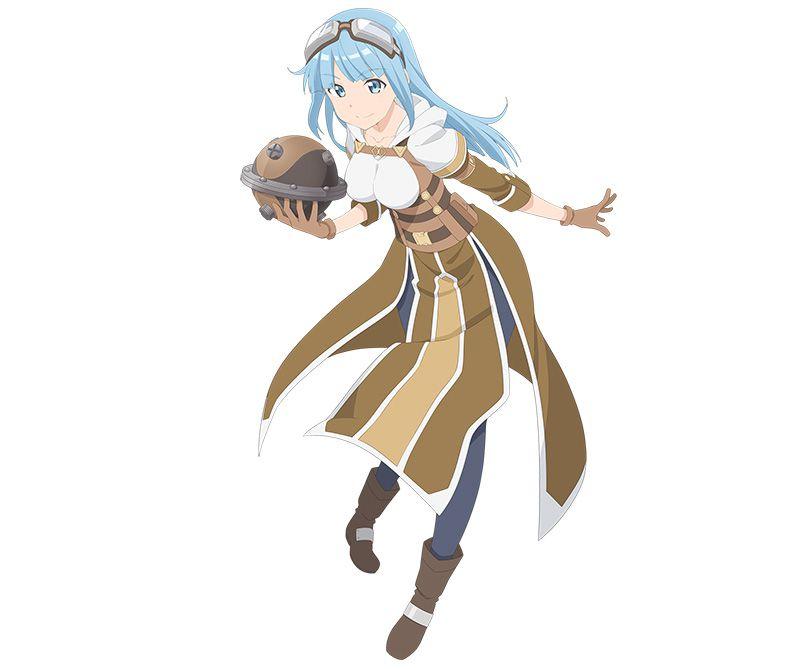 Itai-no-wa-Iya-nano-de-Bougyoryoku-ni-Kyokufuri-Shitai-to-Omoimasu.-Character-Design-Iz