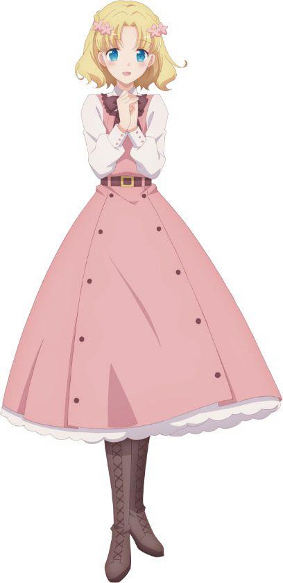 Otome-Game-no-Hametsu-Flag-shika-Nai-Akuyaku-Reijou-ni-Tensei-shiteshimatta-Character-Design-Maria-Campbell