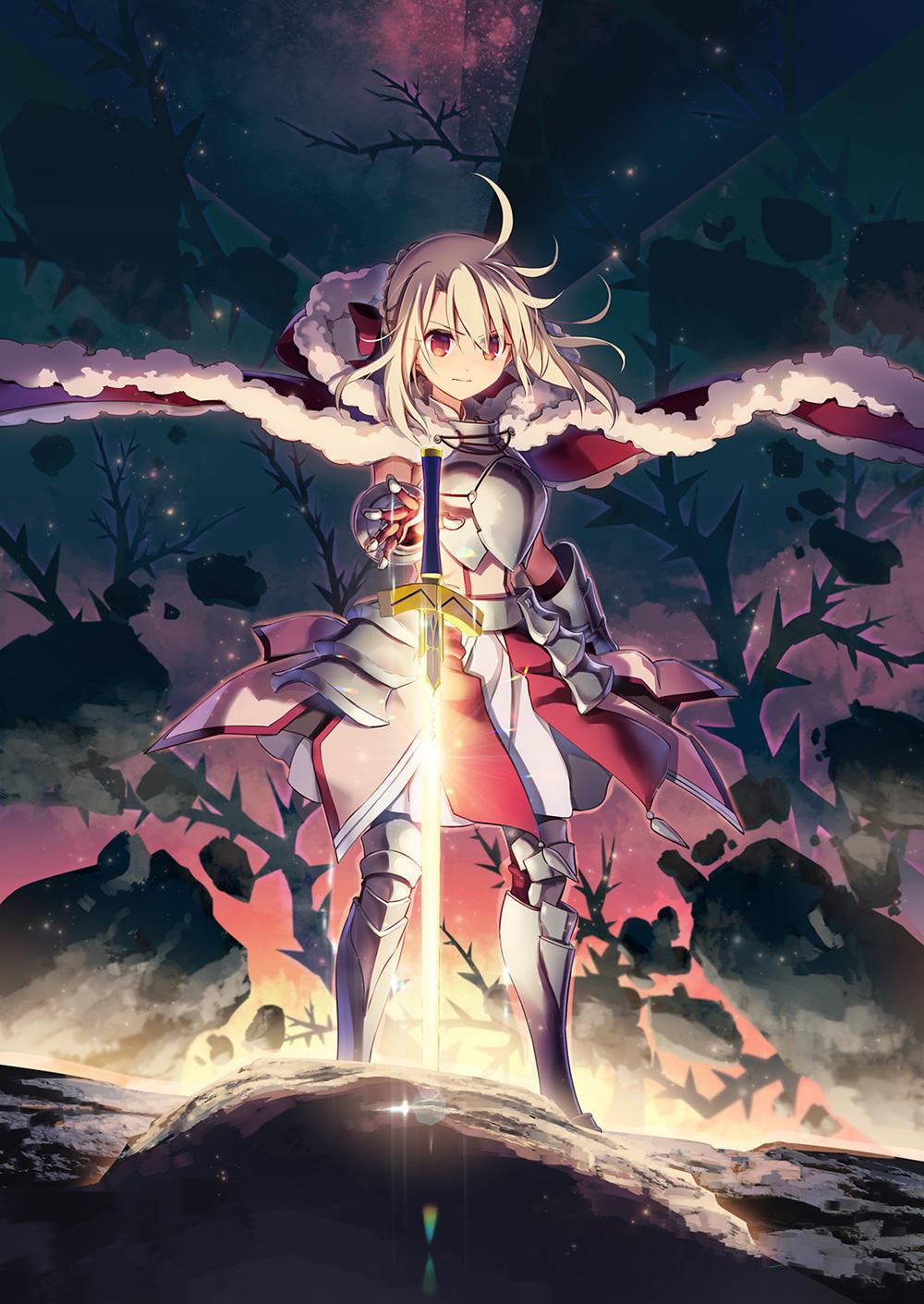 Fate-kaleid liner Prisma-Illya Licht - Namae no Nai Shoujo Visual