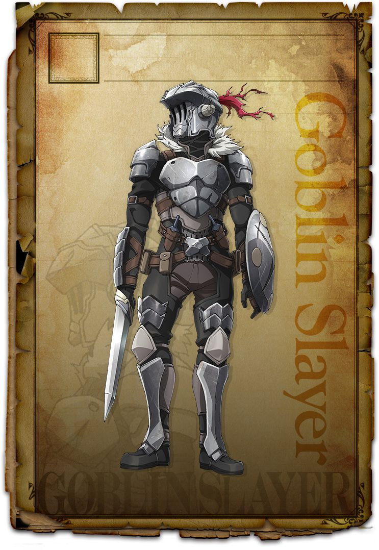 Goblin-Slayer-Anime-Character-Designs-Goblin-Slayer