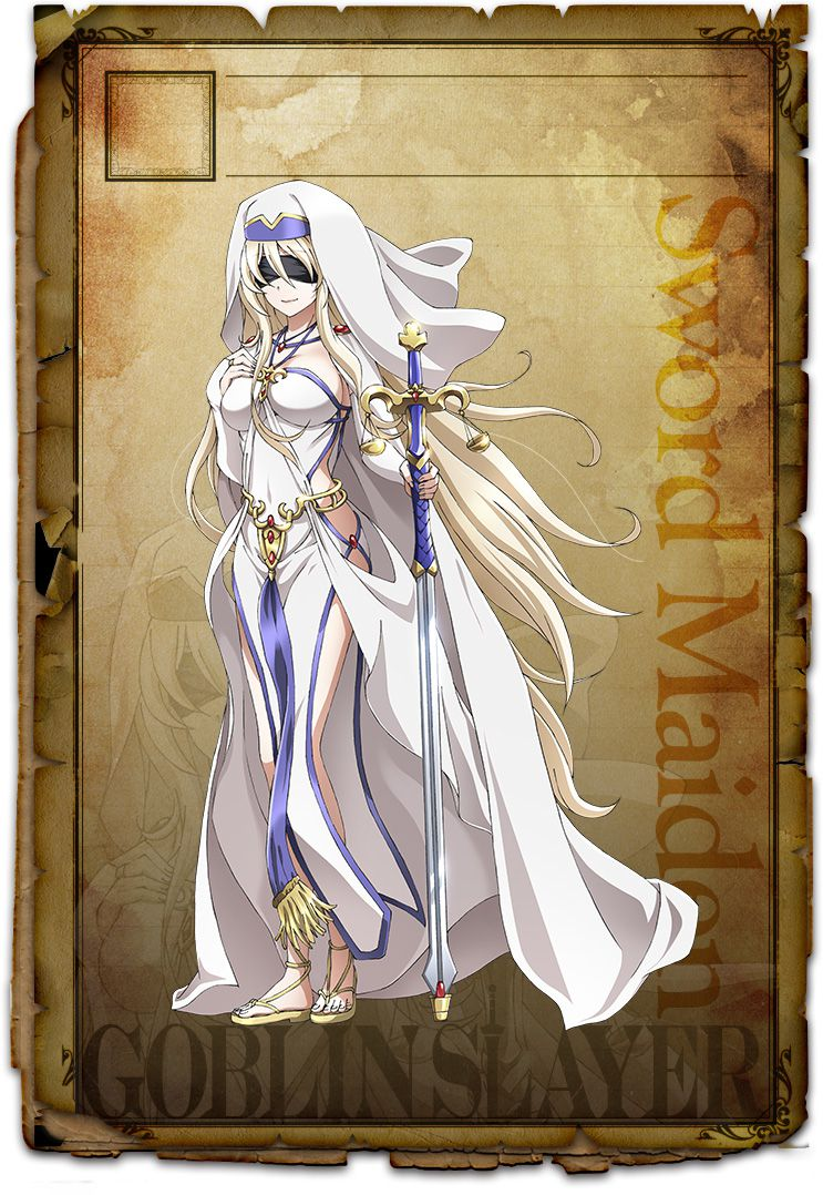 Goblin-Slayer-Anime-Character-Designs-Sword-Maiden