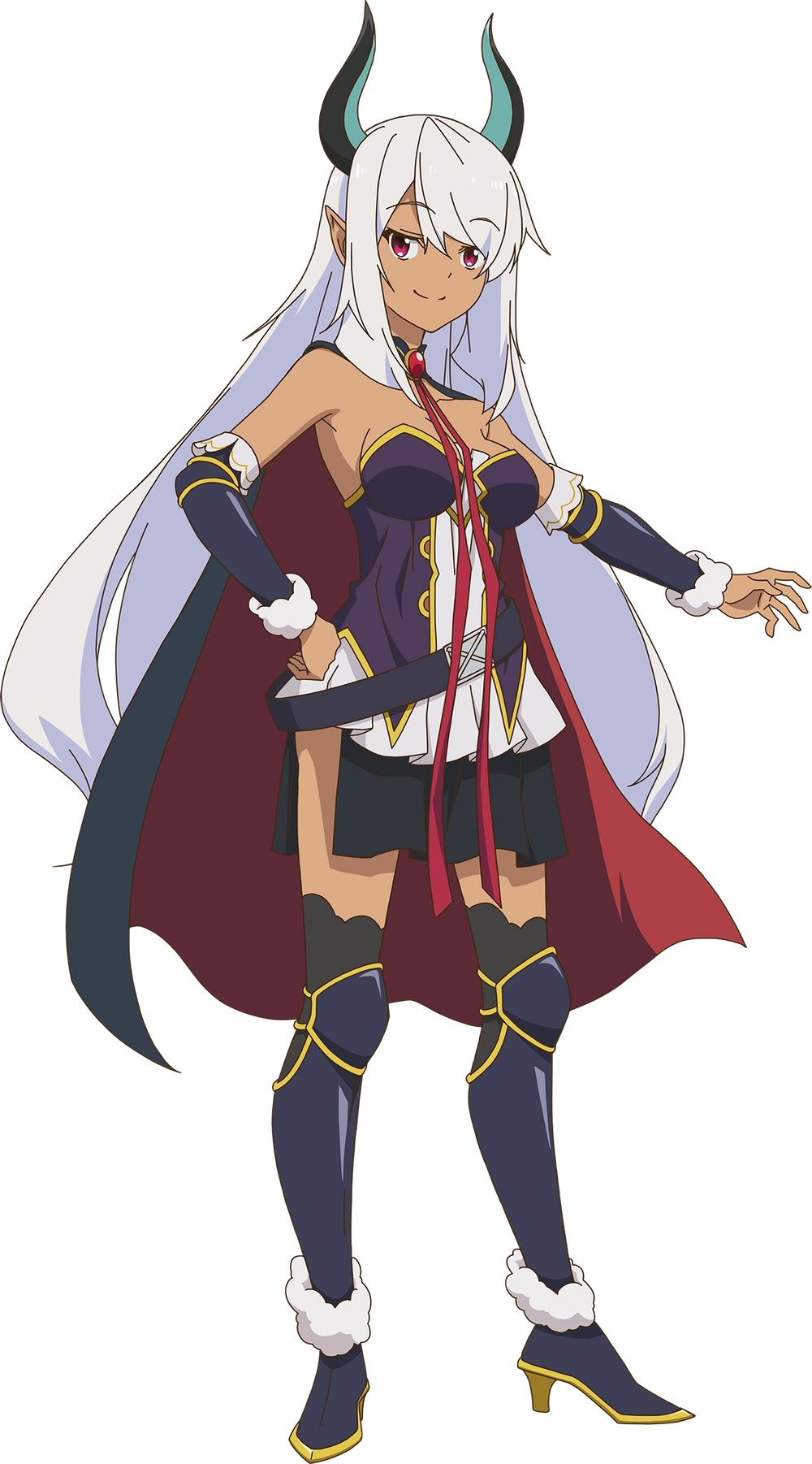 Slime-Taoshite-300-nen,-Shiranai-Uchi-ni-Level-Max-ni-Nattemashita-Anime-Character-Designs-Beelzebub