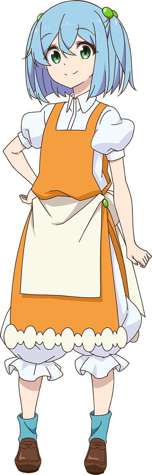 Slime-Taoshite-300-nen,-Shiranai-Uchi-ni-Level-Max-ni-Nattemashita-Anime-Character-Designs-Falfa