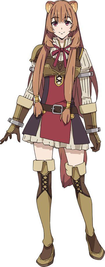 Tate-no-Yuusha-no-Nariagari-Character-Designs-Raphtalia