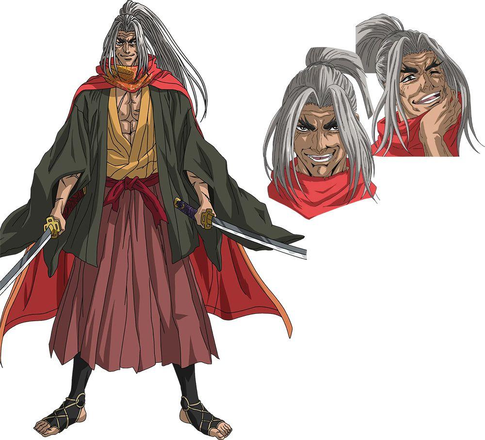 Record-of-Ragnarok-Anime-Character-Designs-Kojirou-Sasaki