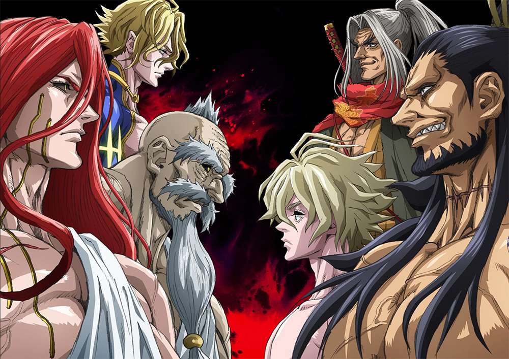 Record-of-Ragnarok-Anime-Visual