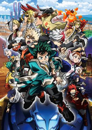 New Boku no Hero Academia: World Heroes Mission Visual ...