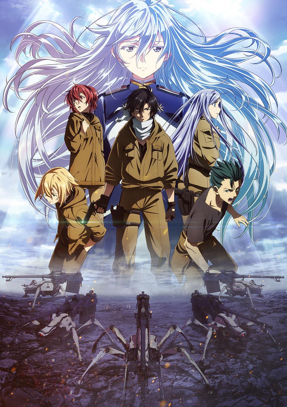 86-Anime-Visual