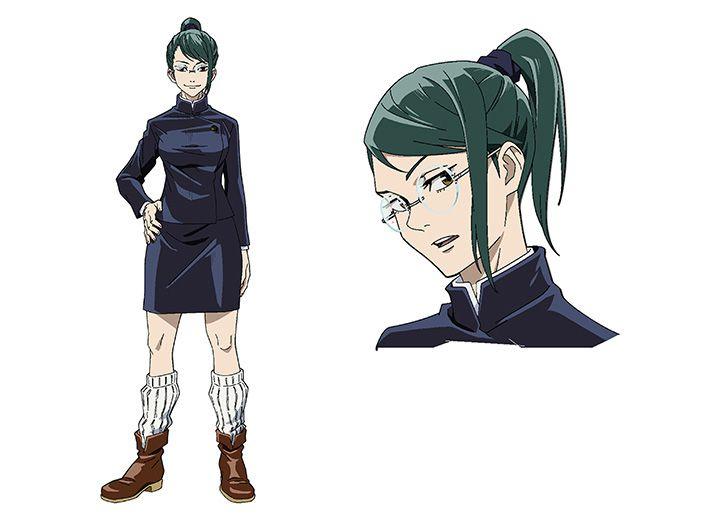 Jujutsu-Kaisen-0-Character-Designs-Maki-Zenin