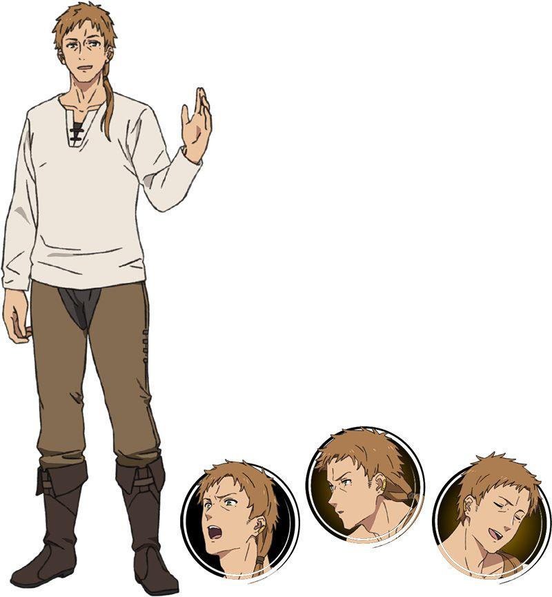 Mushoku-Tensei-Isekai-Ittara-Honki-Dasu-Character-Designs-Paul-Greyrat