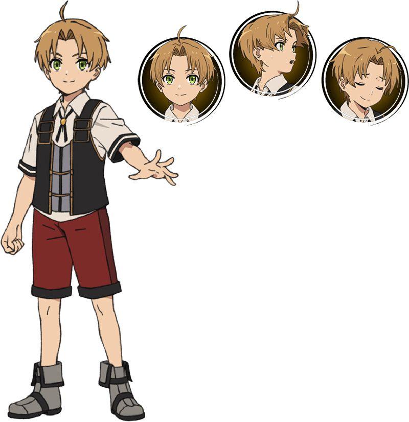 Mushoku-Tensei-Isekai-Ittara-Honki-Dasu-Character-Designs-Rudeus-Greyrat