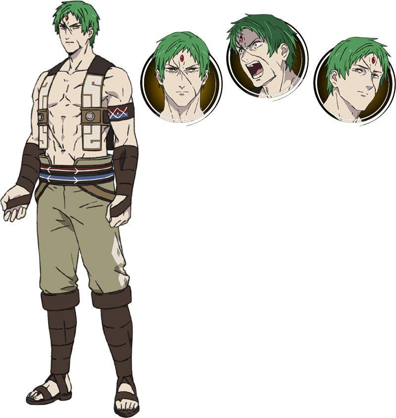 Mushoku-Tensei-Isekai-Ittara-Honki-Dasu-Character-Designs-Ruijerd-Supardia