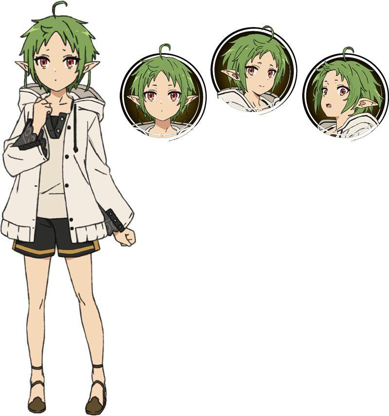Mushoku-Tensei-Isekai-Ittara-Honki-Dasu-Character-Designs-Sylphiette