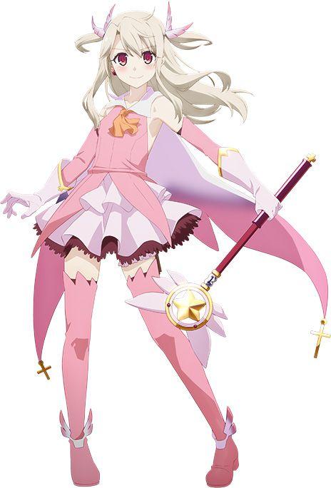 Fate-kaleid-liner-Prisma-Illya-Licht---Namae-no-Nai-Shoujo-Character-Designs-Illyasviel-von-Einzbern