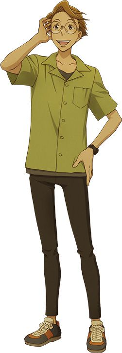 Goodbye,-DonGlees!-Character-Designs-Hokuto-Mitarai